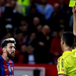 thẻ vàng trong bóng đá