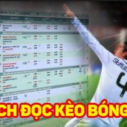 cach doc keo bong da